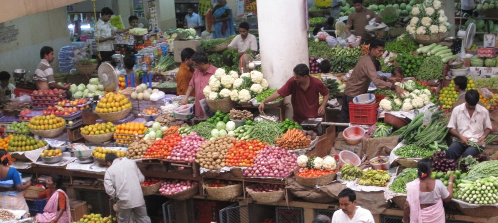 Vegetarian Market