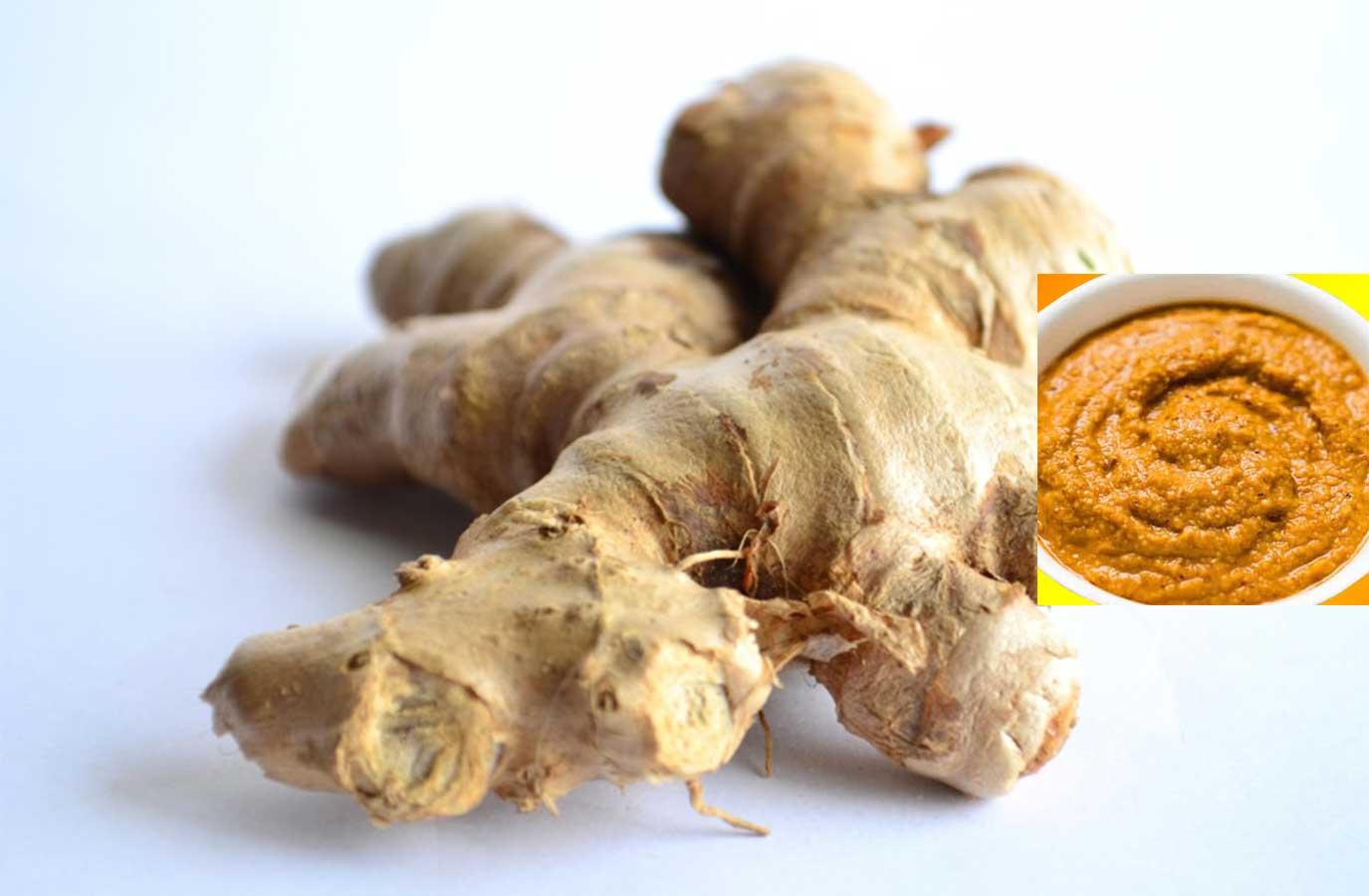 Ginger Chutney Andhra Recipe