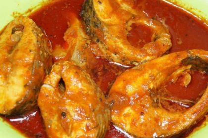 Read more about the article Tangy Tamarind Fish Curry South Indian Style