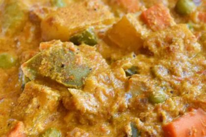 Read more about the article Creamy and Tasty Vegetable Korma