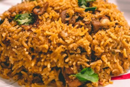 Read more about the article Easy Vegetable Pulav Recipe