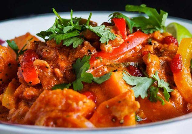 Wonderful Vegetarian Jalfrezi Recipe
