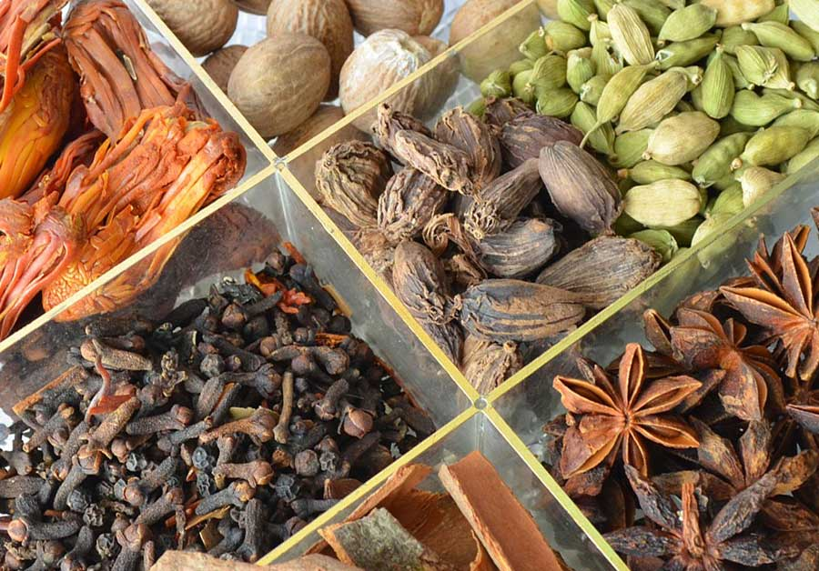 Luxury Indian Spices