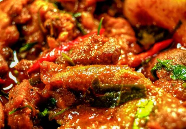 Spicey and Healthy Chichen Jalfrezi Recipe