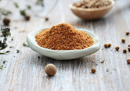 Spice Mixes Ingredients