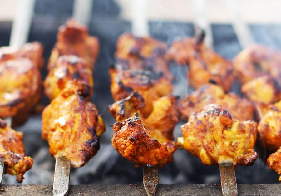 Tasty Chicken Tikka