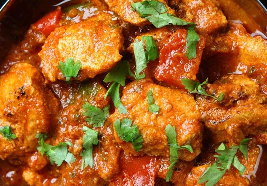 Bhuna Curry Main