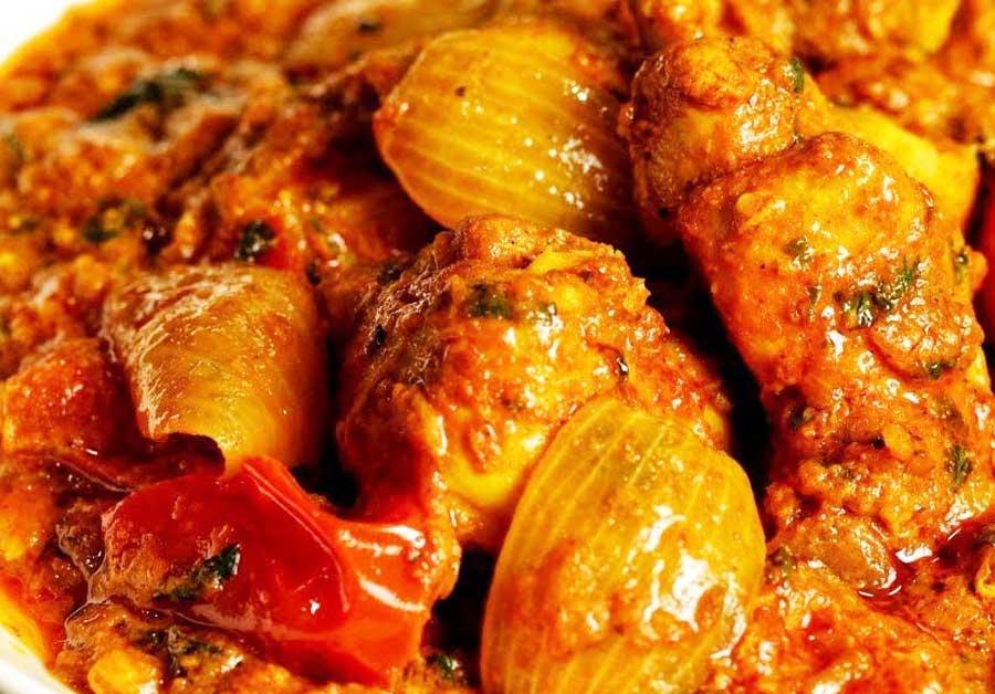 Dopiaza Main Curry
