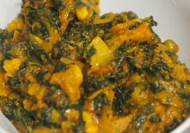 Saagwala | Spinach Inspired Spicy Indian Curry