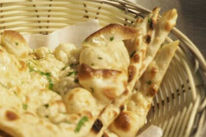 Peshwari Naan | Perfect Side for a Posh Curry Night